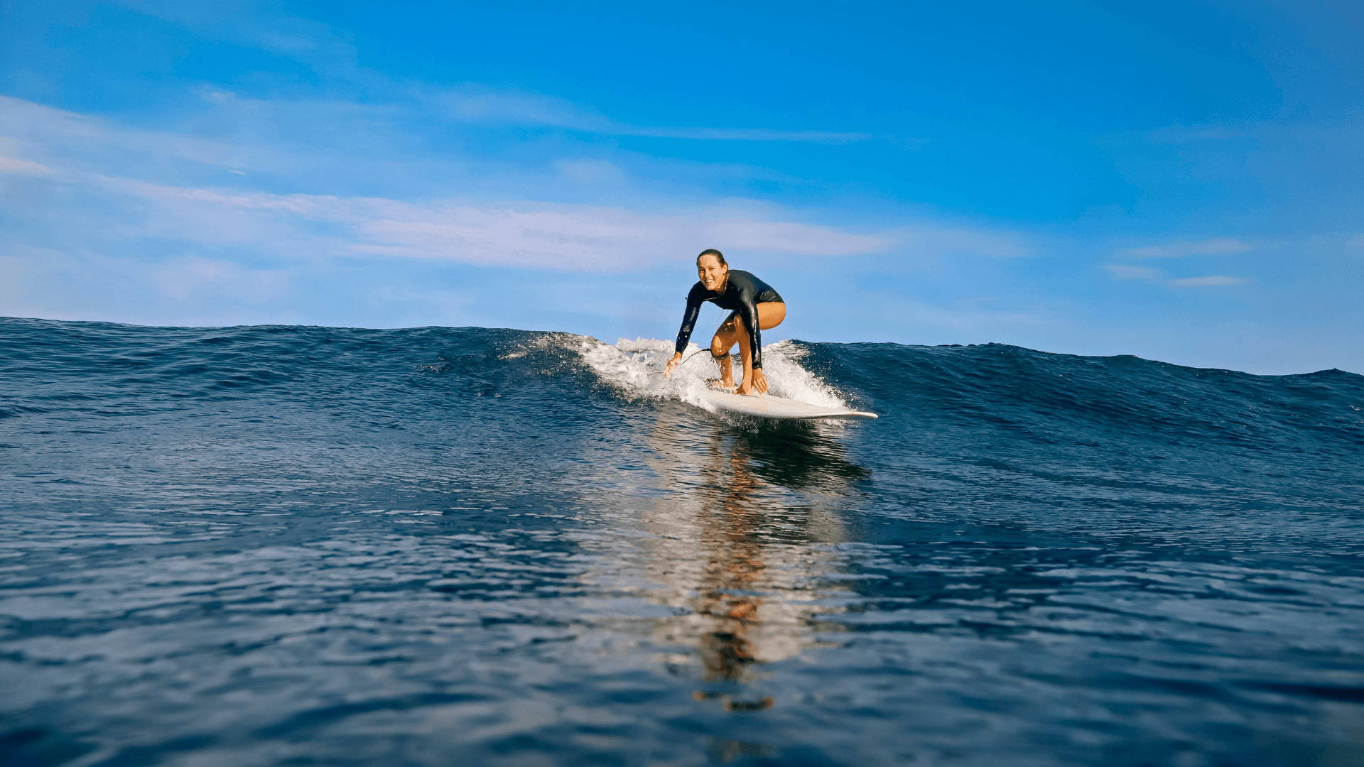 Best Locations for the Solo Female Surfer