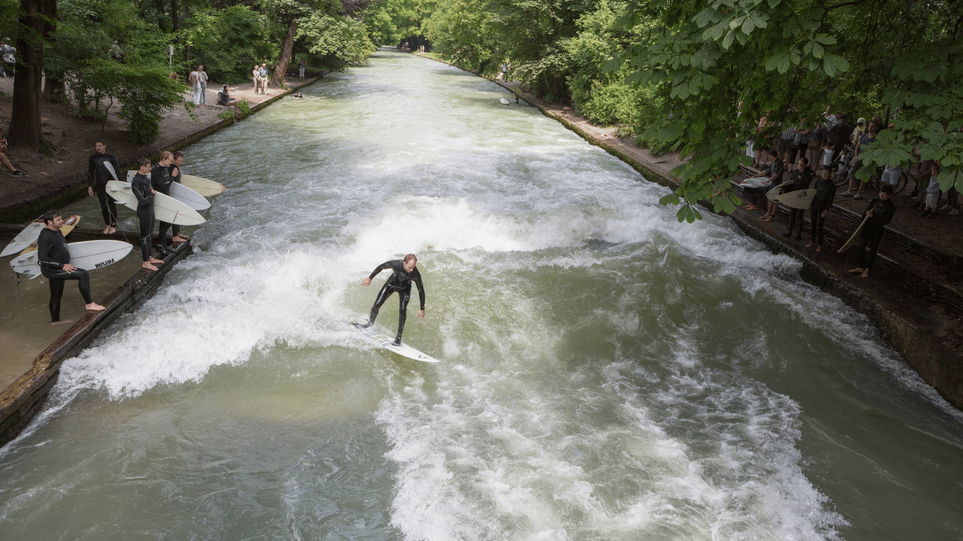 Everything You Need To Know About River Surfing