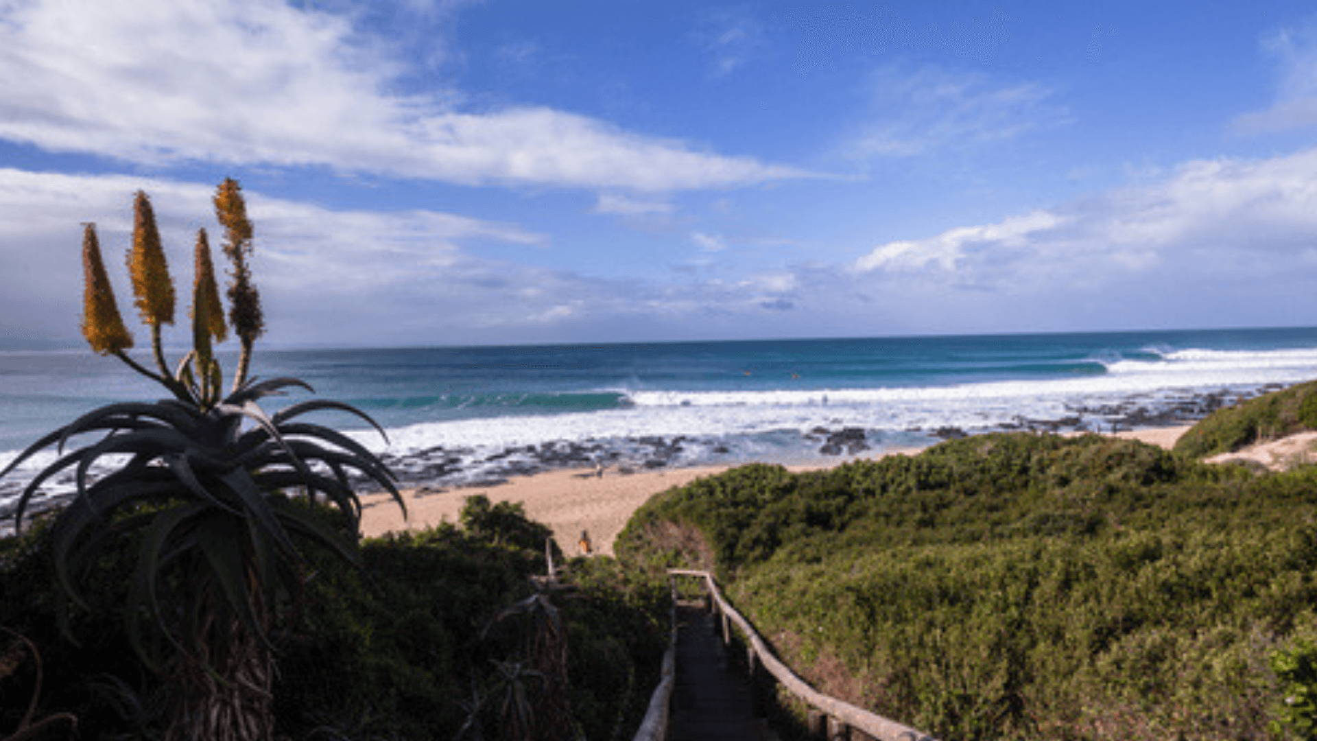 Jbay, South Africa: It Only Takes One To Change You Forever