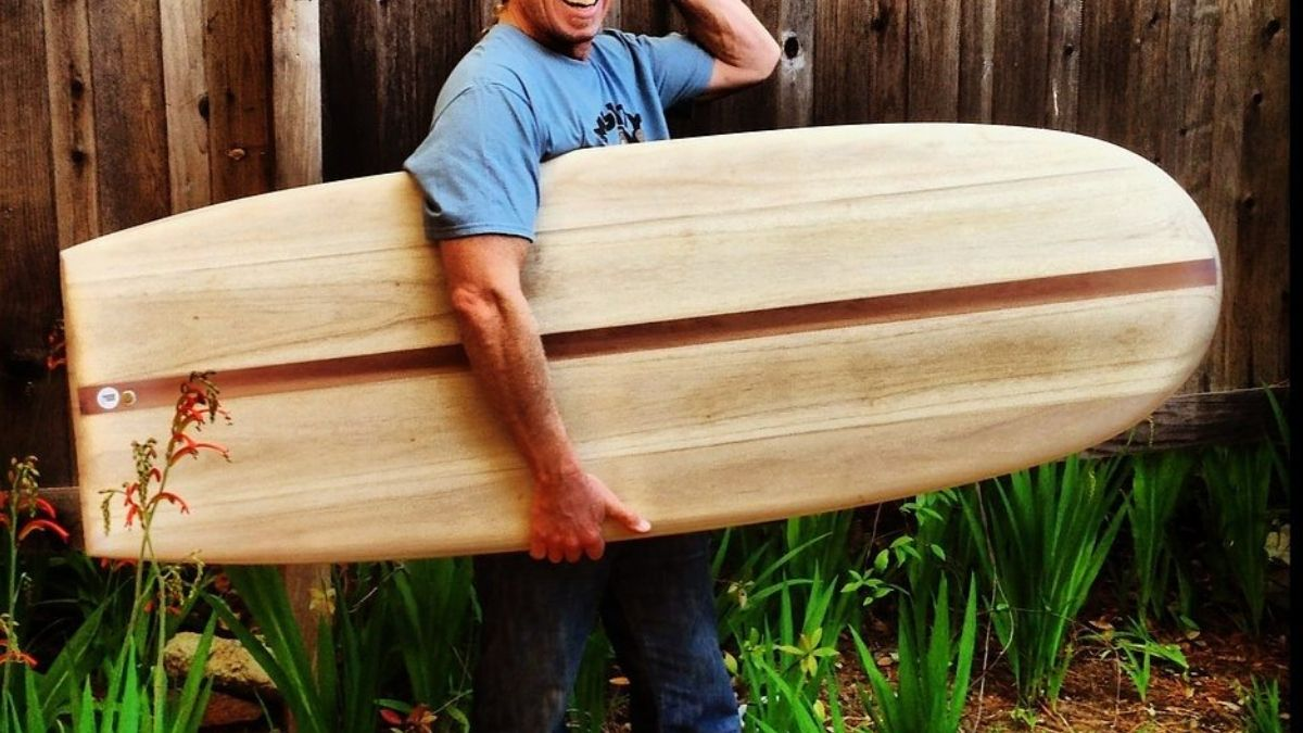 Wood & Eco Surfboards