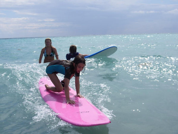 ALOHA SURFING SCHOOL - JUNO BEACH