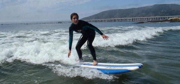 MORRO BAY SURF SCHOOL