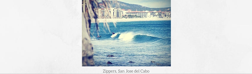 Surfing Zippers San Jose del Cabo