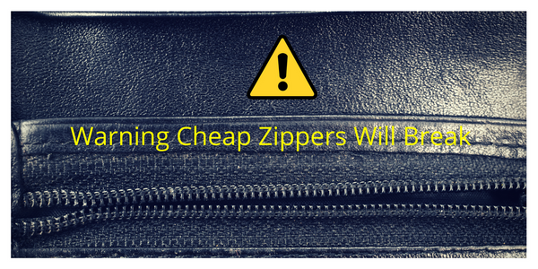 Cheap Boardbag Zippers