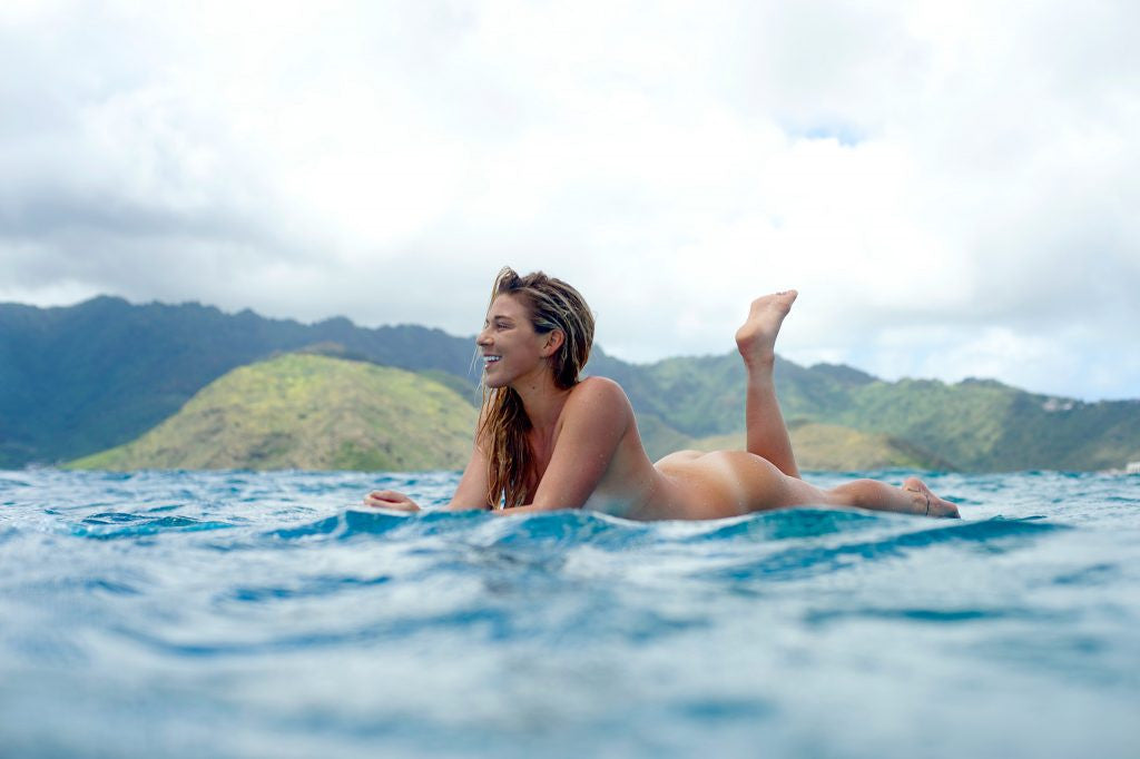 Surfing Naked