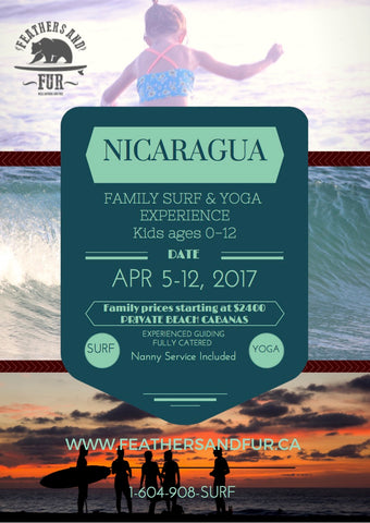Experience Nicaragua with Feathers and Fur