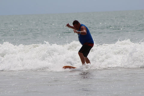 Surfing Panama with our Bros at Panama Surf School