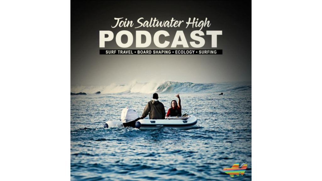 Saltwater High Podcast - wave tribe