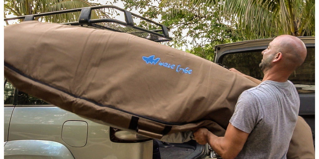 surfboard bag travel