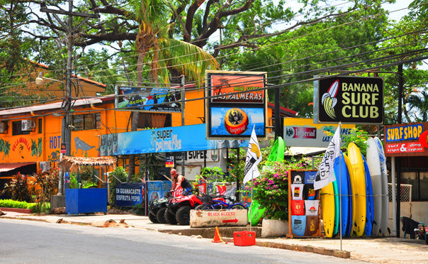 where to party in tamarindo