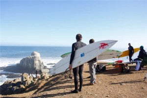 Surf Guide To Punta De Lobos Chile