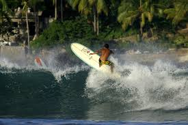 Surfing Rivera Nayarit