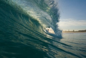 Surf the perfect tubes in Costa Rica
