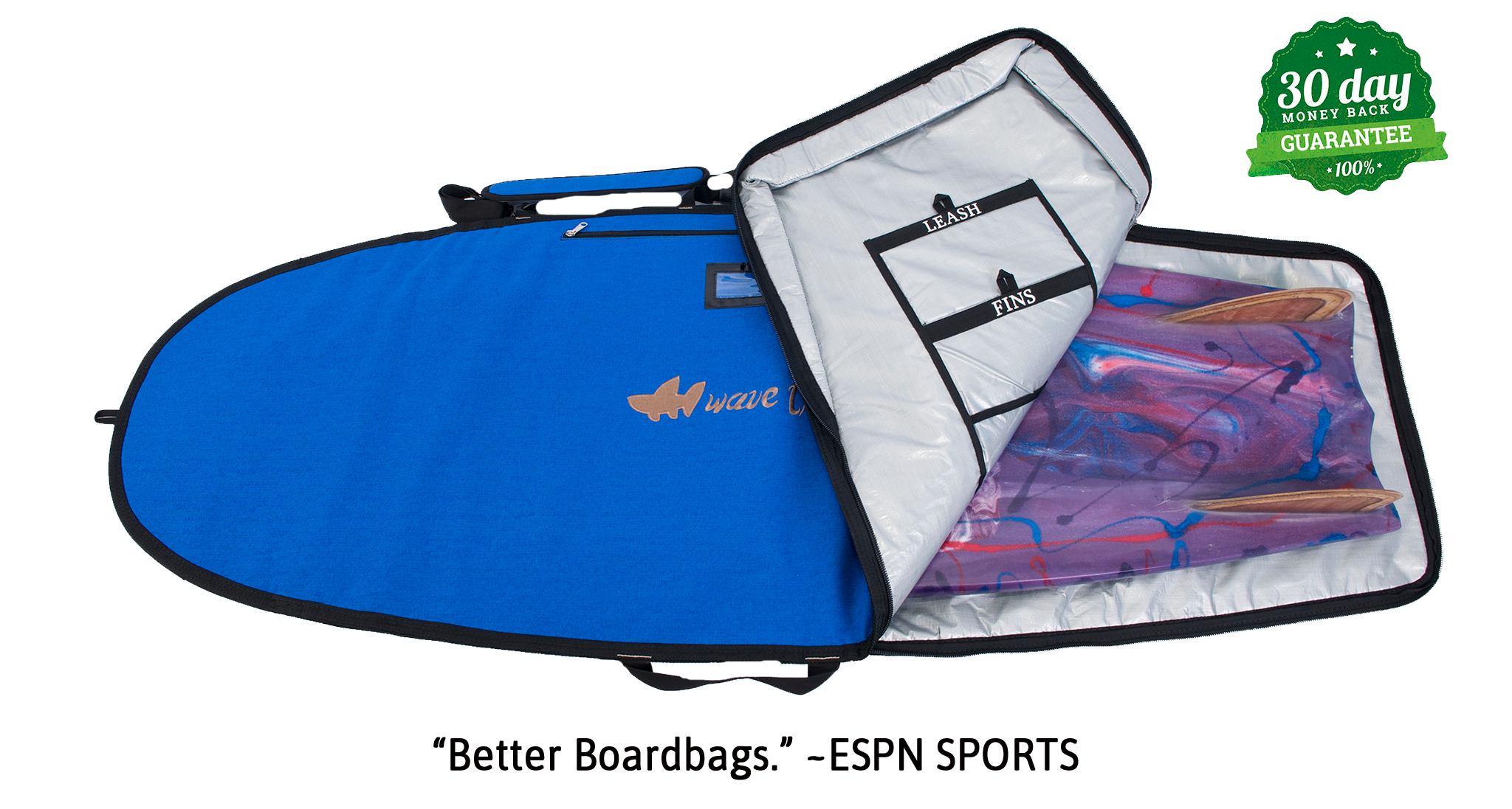 Wave Tribe Boardbag