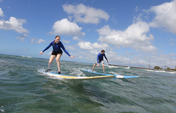 Alysha Surf School