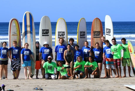 BILLABONG RIDE ON SURF SCHOOL