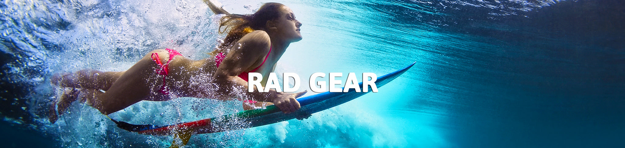 Rad Wave Tribe Gear
