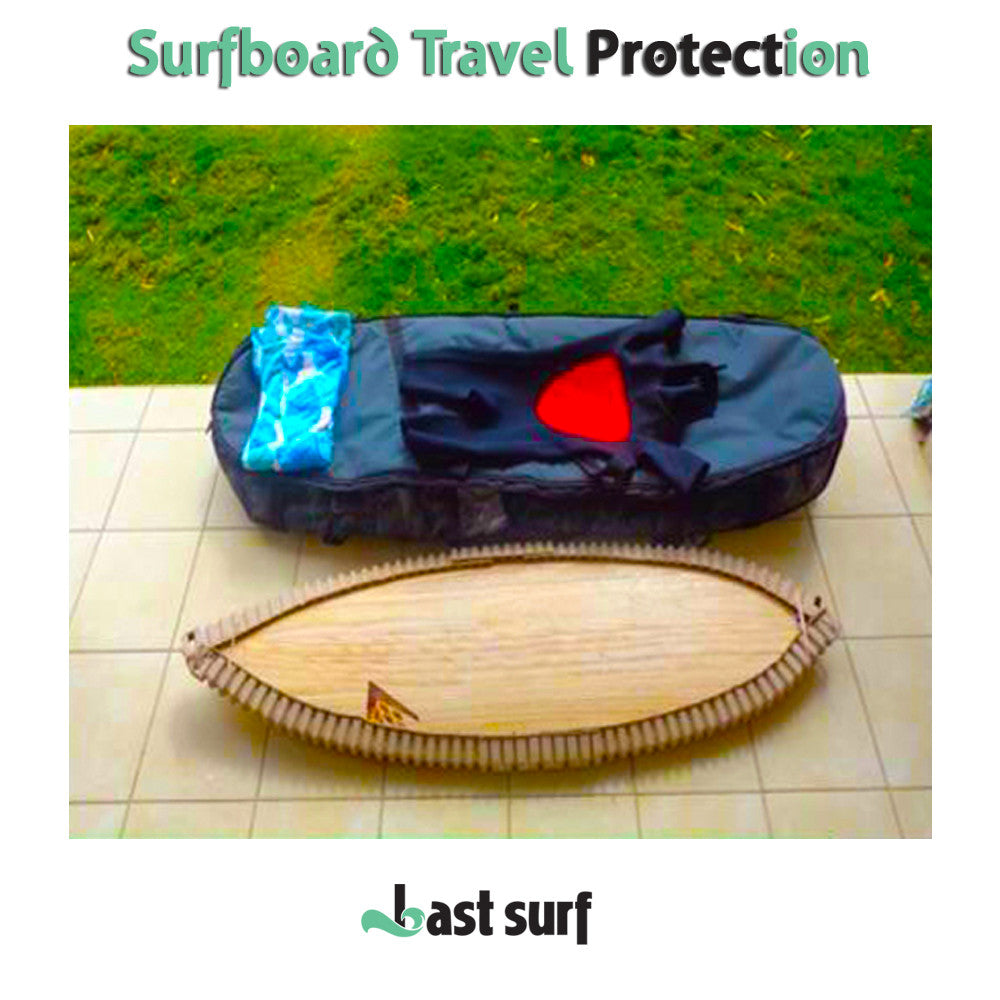 Bast Surfboard Travel Protection - Wave Tribe | Share The Stoke ®