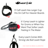 Wave Tribe Strong Like Bull Recycled Eco Leash {Size 5-10}