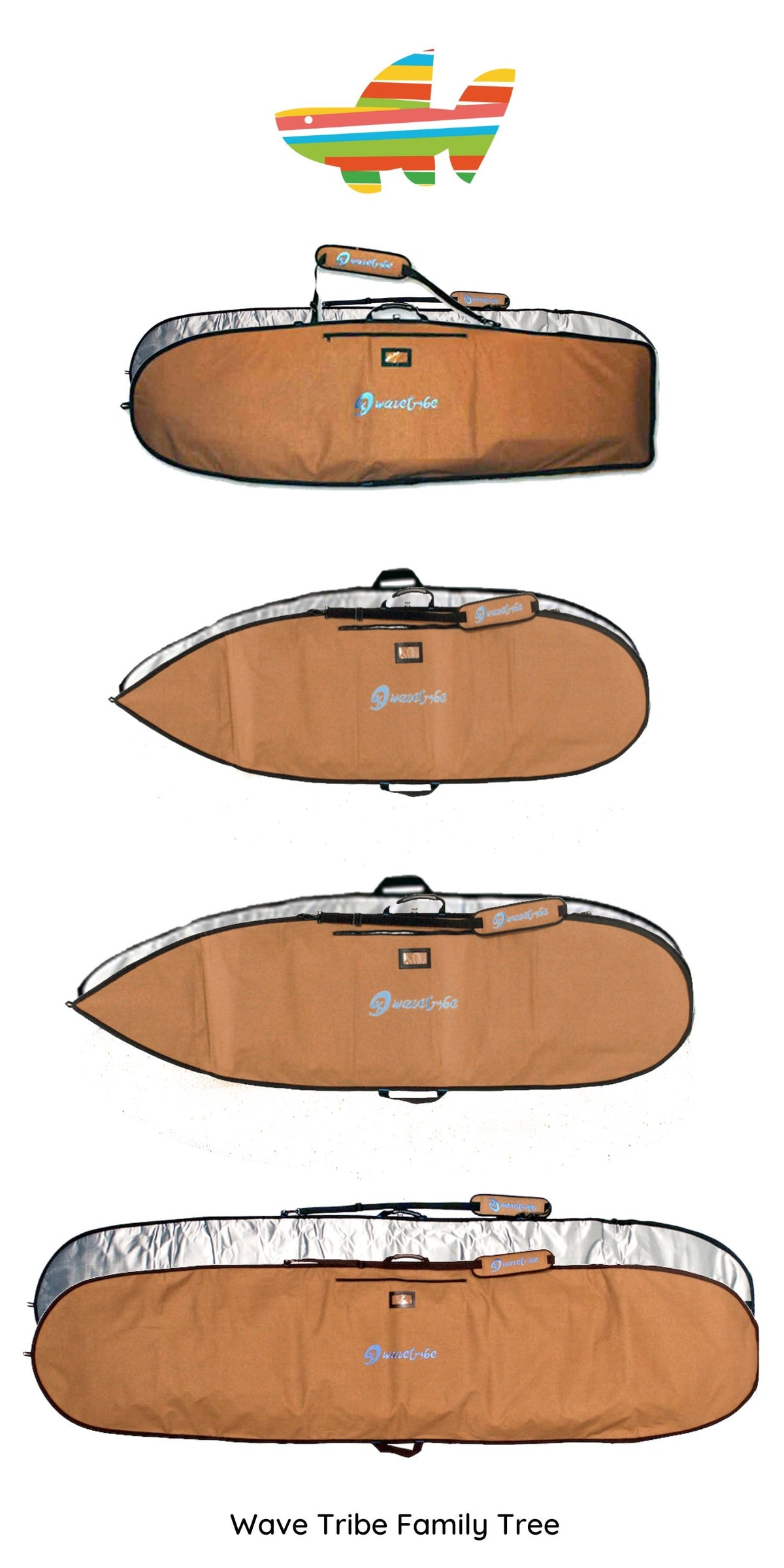 Wave Tribe Pioneer Day Boardbags