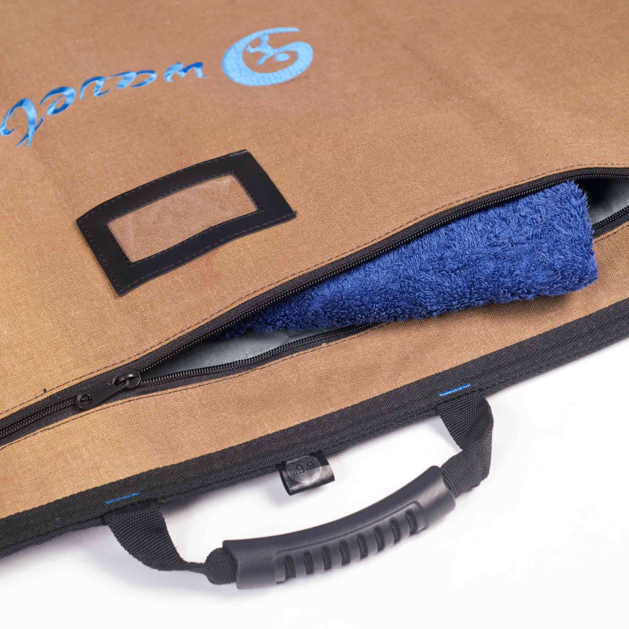 Pioneer Fish Hybrid Retro Day Boardbag - Wave Tribe | Share The Stoke ®