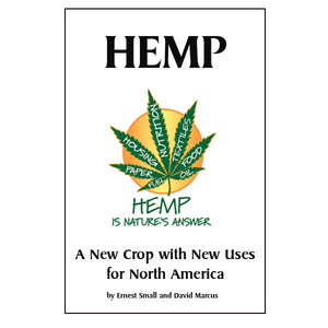Hemp: A New Crop with New Uses for North America {Free} - Wave Tribe | Share The Stoke ®