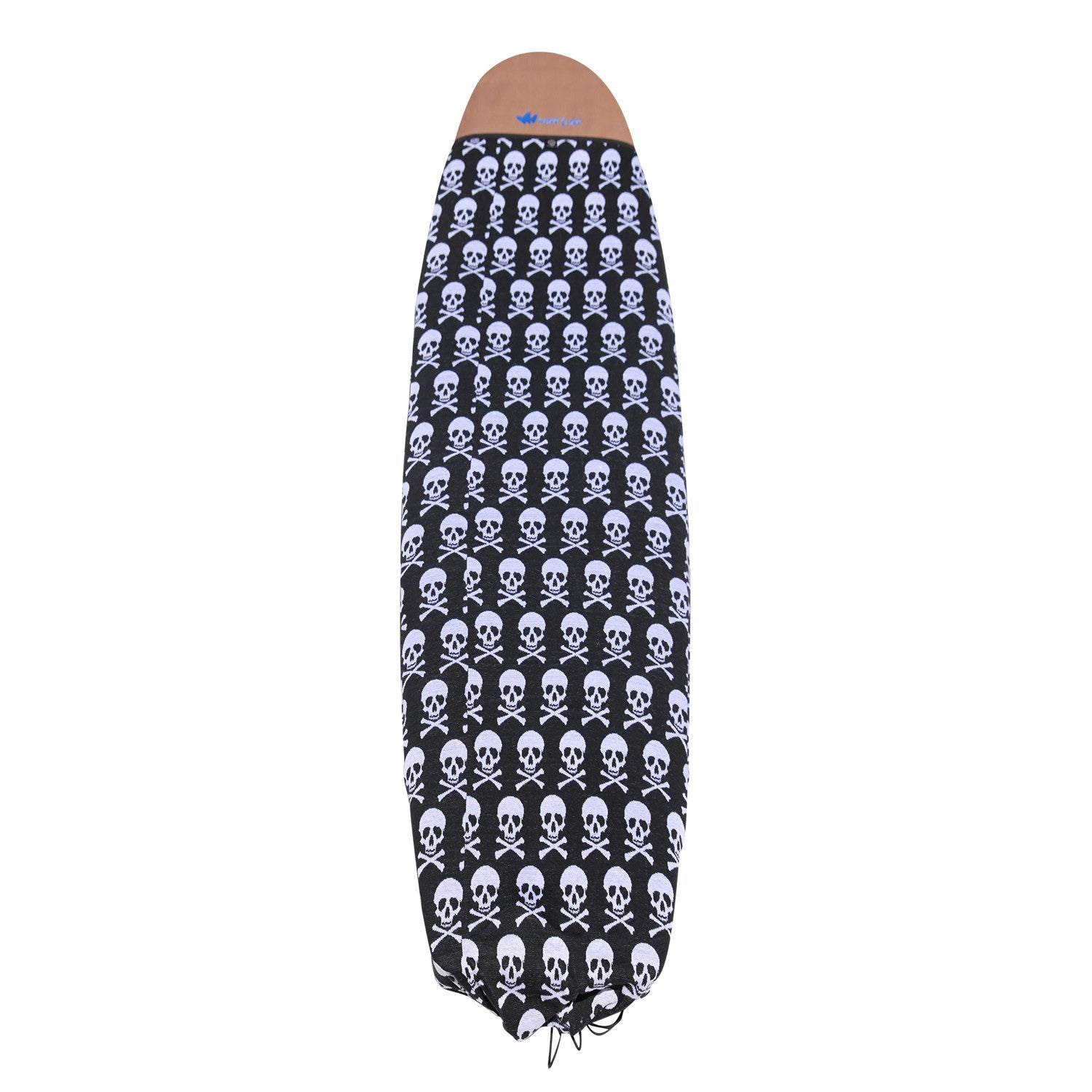 Skull Eco Boardsock - Mini Simmons