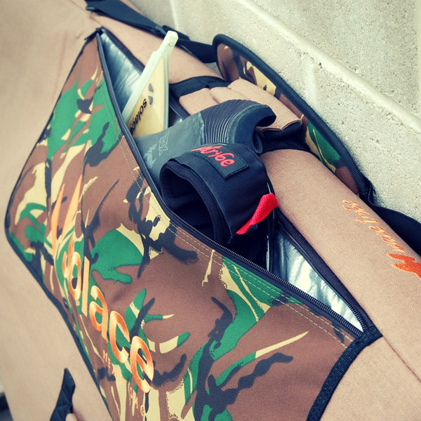 SUP Eco Ranger Hemp  Boardbag {Sizes 10'6 - 11'6} - Wave Tribe | Share The Stoke ®