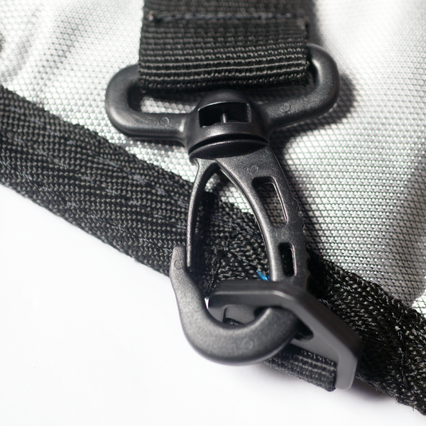 Padded Hemp Carry Shoulder Strap - Wave Tribe | Share The Stoke ®