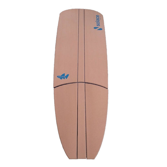 SUP Cork Deck Pad Fitness Ranger - Wave Tribe | Share The Stoke ®