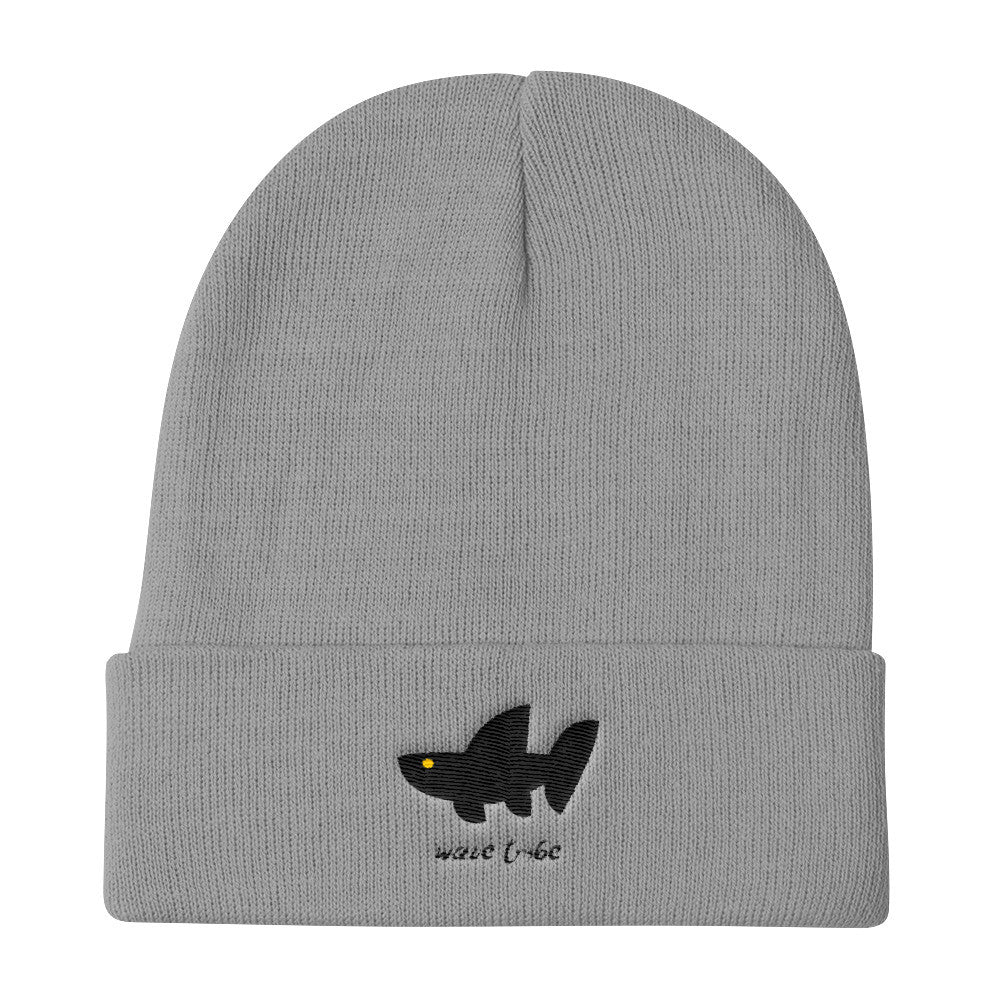 Wave Tribe Whale Shark Knit Beanie