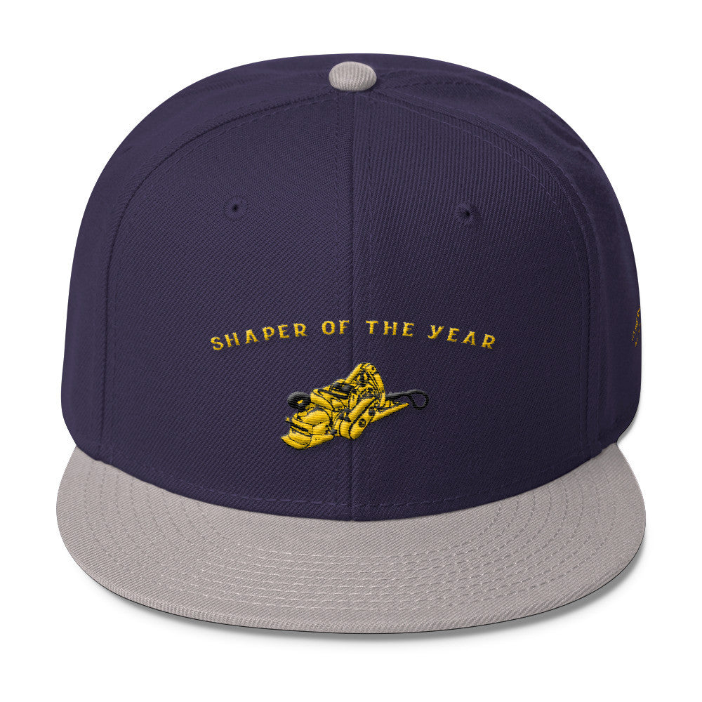 Wave Tribe Shaper Of The Year Wool Blend Snapback