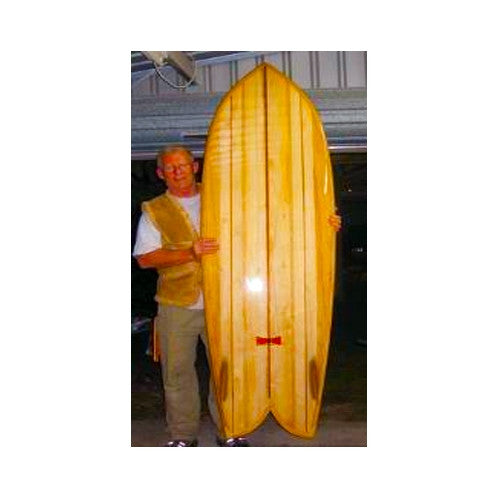 DIY Wood Surfboard Kits