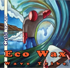Wave Tribe 100% Eco Wax (Promo)