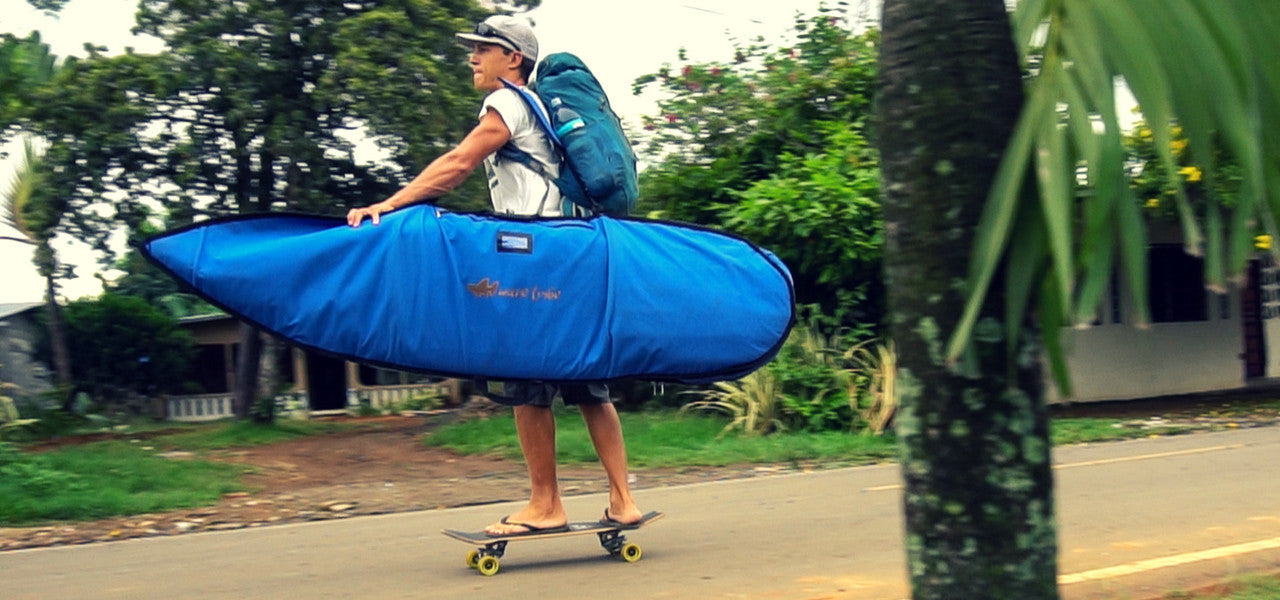 Wave Tribe Global Travel Boardbags