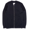 S.N.S. Herning Fatum Full Zip Navy Blue Front