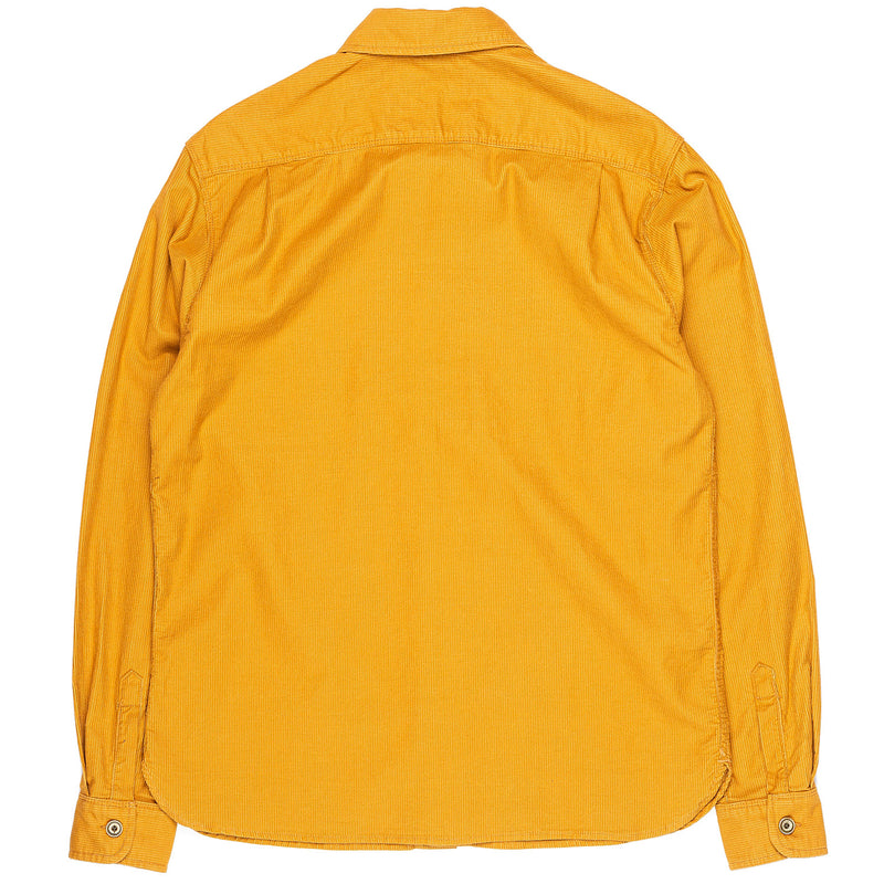 Freenote Benson Gold Corduroy Back