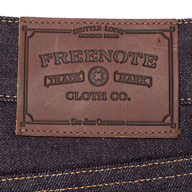 Freenote Portola 14oz Kaihara Patch
