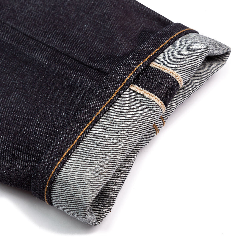 Freenote Portola 14oz Kaihara Selvedge ID Close Up