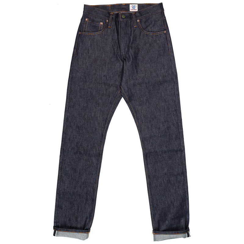 Left Field Atlas Cone Mills 13 oz Front