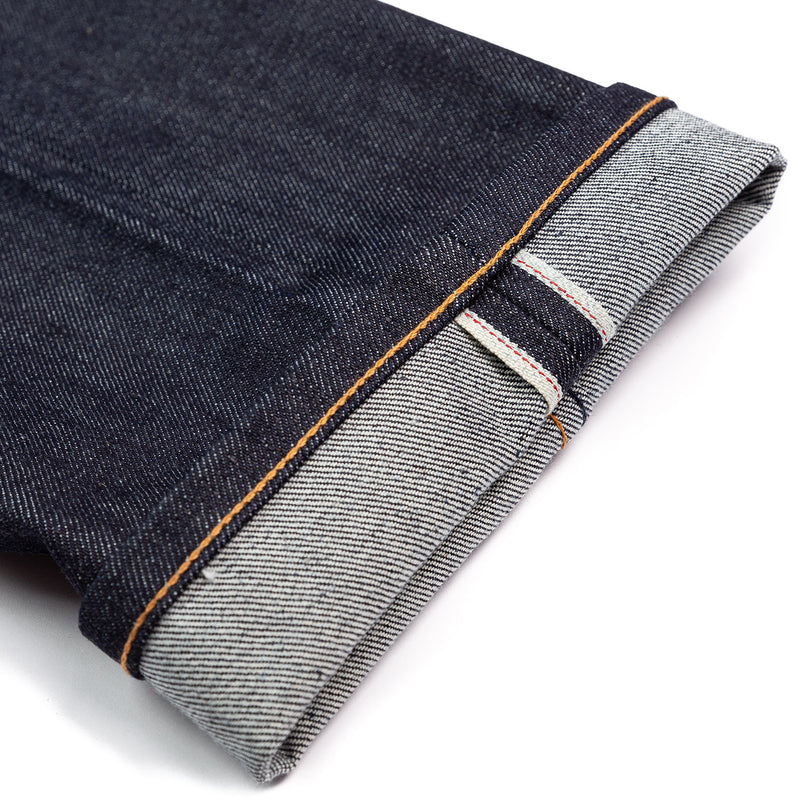 Left Field Atlas Cone Mills 13 oz Selvedge Detail