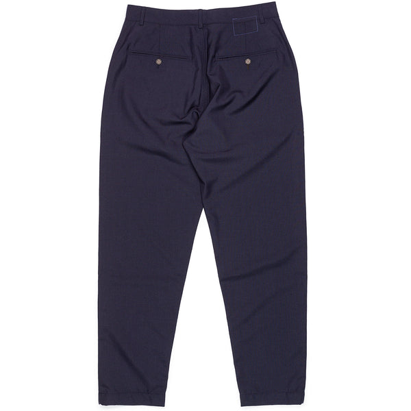 Universal Works Military Chino Navy Rear