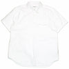 Engineered Garments Popover White Cotton Oxford Front