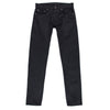 Railcar Spikes X026—13 Ounce Double Black Japanese Selvage