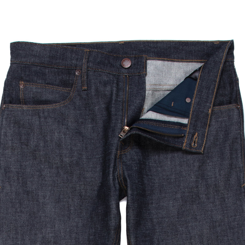 Avila - 13 oz Natural Indigo Denim