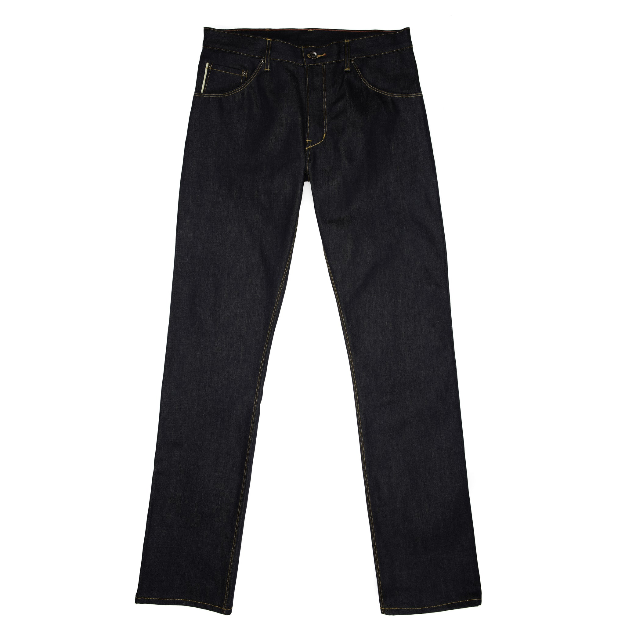 2d48214462d Graham Taper - 12.5 oz Denim - BlackBlue