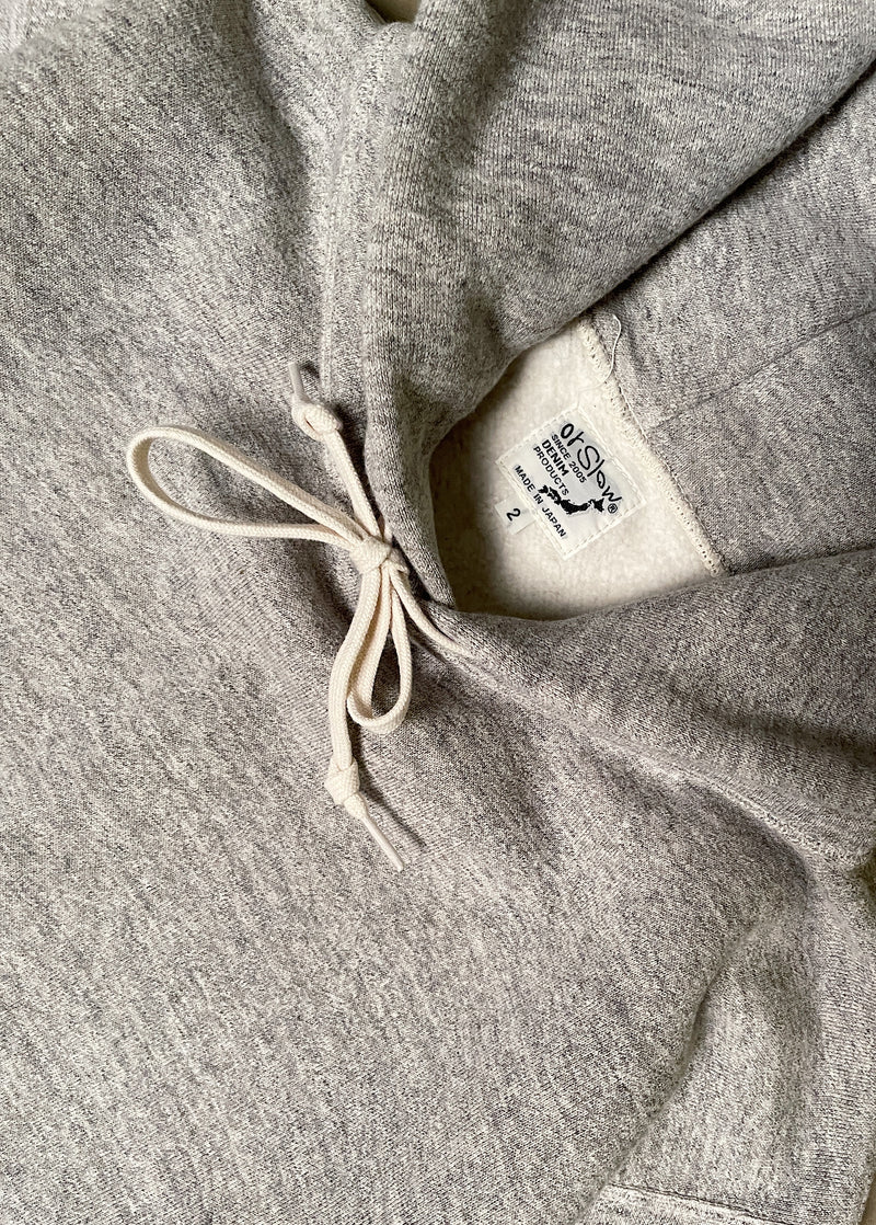 Pullover Hoodie - Heather Grey