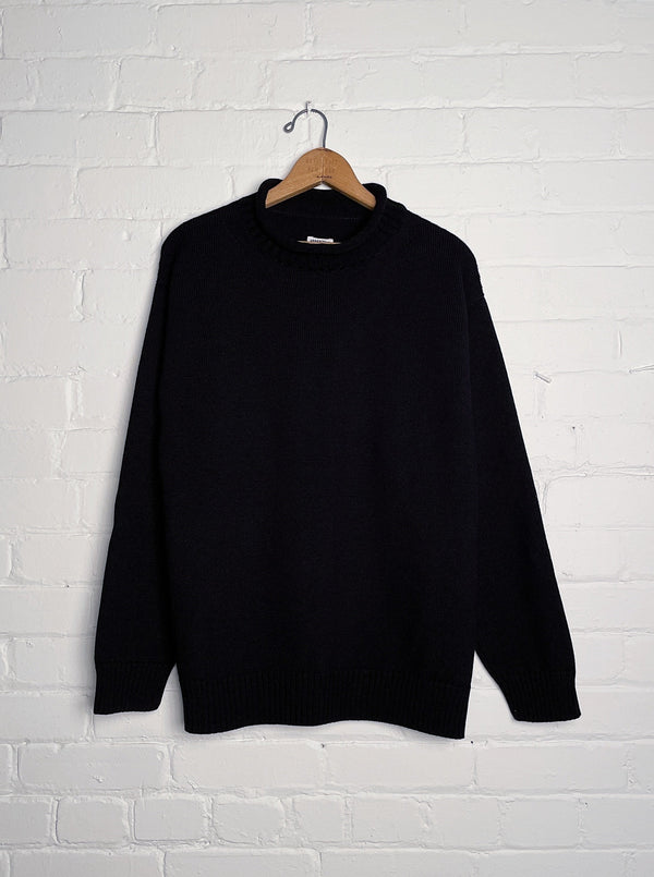 DOCK Sweater - Navy