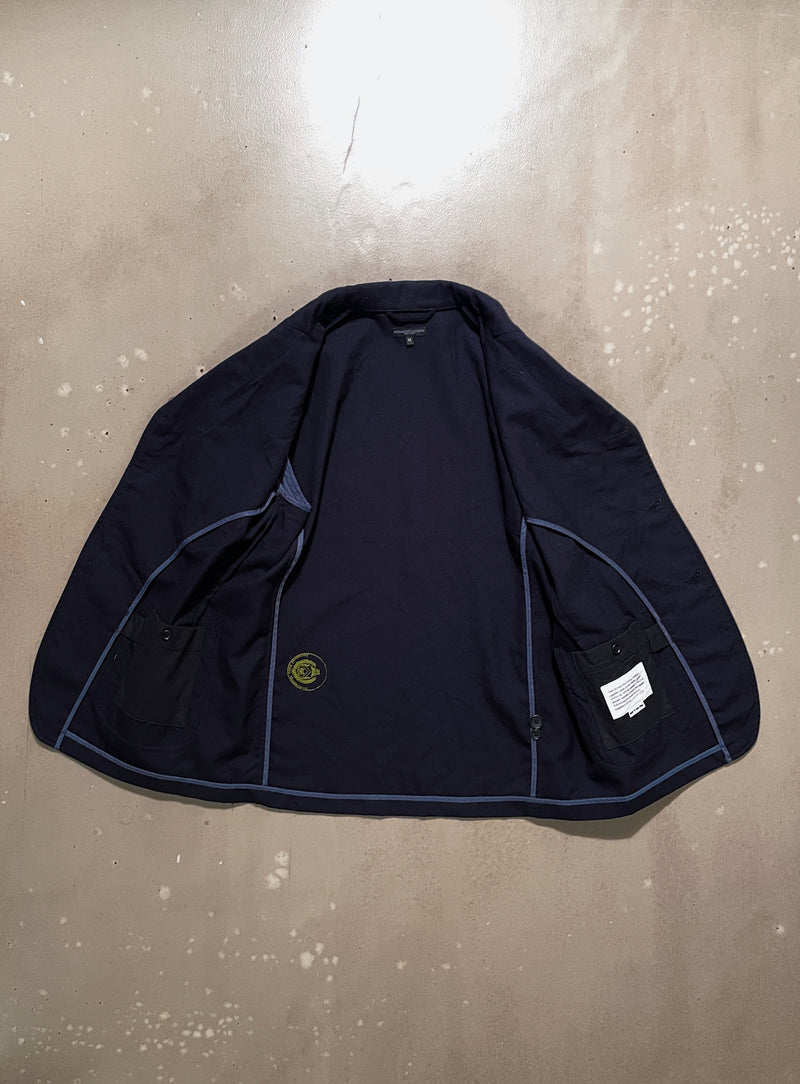 NB Jacket - Dark Navy Wool Uniform Serge