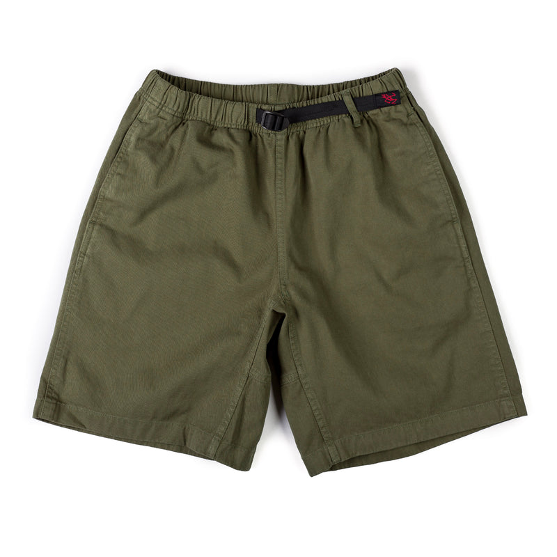 Gramicci G Shorts Olive Front